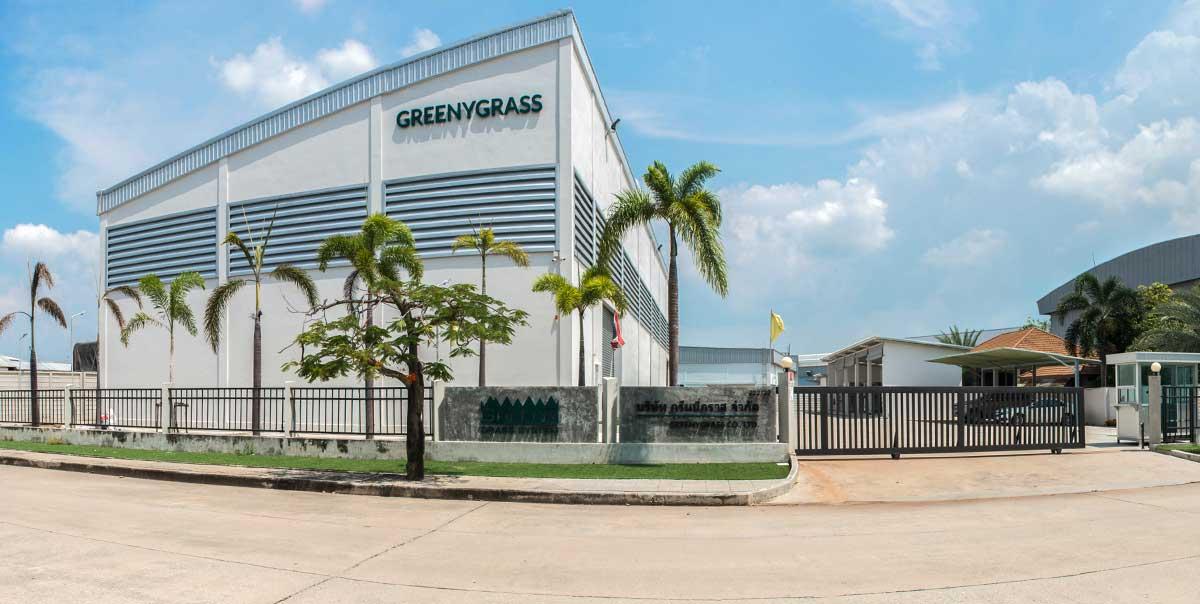 โรงงานหญ้าเทียม