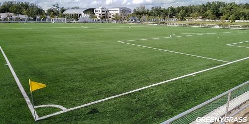 สนามฟุตบอลหญ้าเทียมมาตรฐานฟีฟ่า