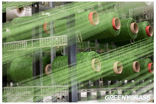 โรงงานผลิตหญ้าเทียม