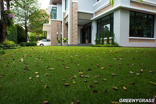 หญ้าเทียม นุ่มๆ