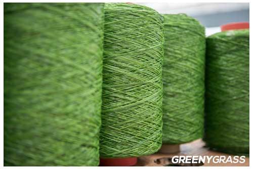 เส้นใยหญ้าเทียม
