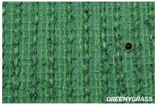 แนวทอหญ้าเทียม