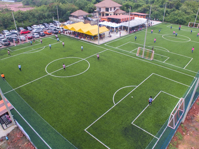 สนามฟุตบอล BIGJACK&THAITAE ARENA พระราม 2
