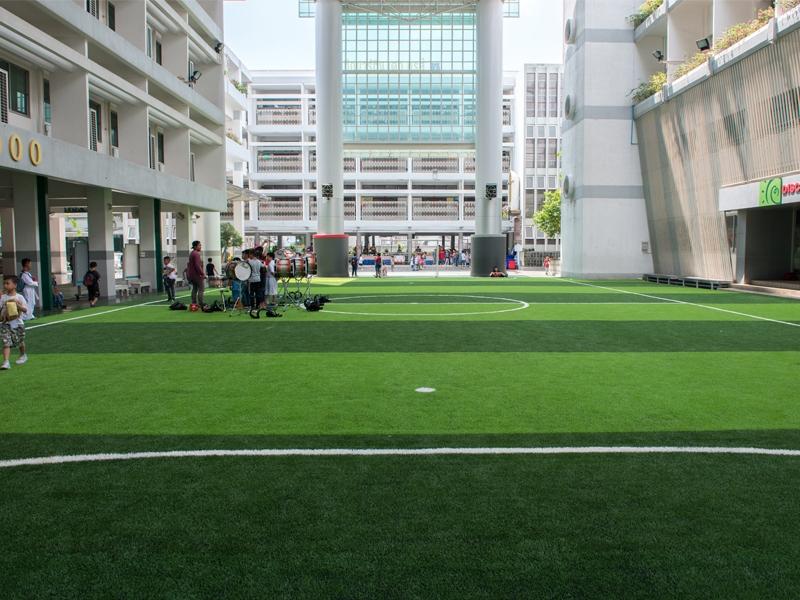 สนามฟุตบอลหญ้าเทียม โรงเรียนอัสสัมชัญแผนกประถม