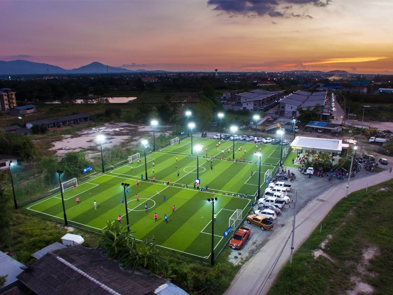 สนามฟุตบอลหญ้าเทียม All Star พานทอง