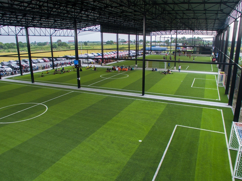 สนามฟุตบอลหญ้าเทียม 9kick พานทอง