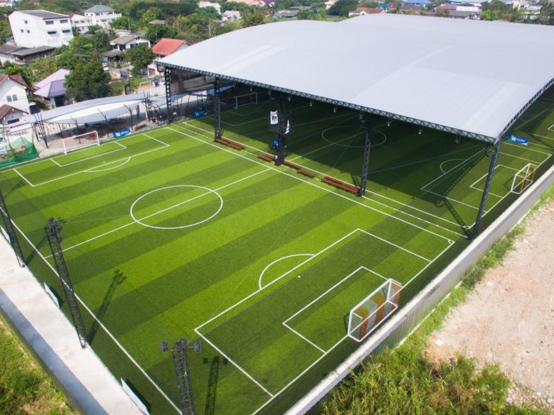 สนามฟุตบอลหญ้าเทียม Grand Ballon d'or Fc สาย2