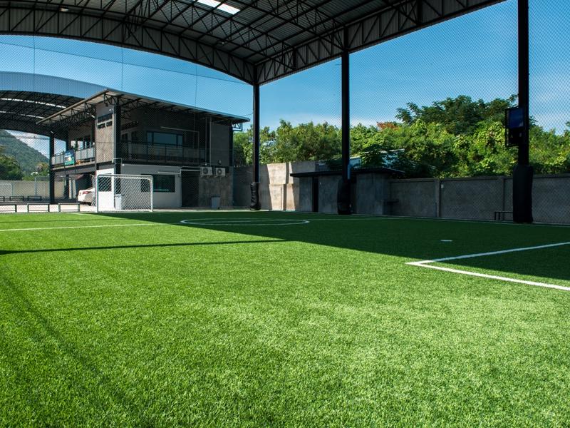 สนามฟุตบอลหญ้าเทียม Kingkong Futsal Club