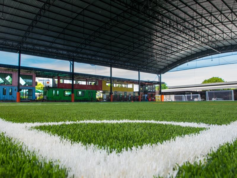 สนามฟุตบอลหญ้าเทียมฟีนิกซ์ ซ.วัดวังหิน
