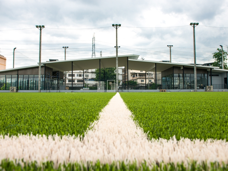 สนามฟุตบอลหญ้าเทียม สโมสรฟุตบอลกรุงธนบุรี