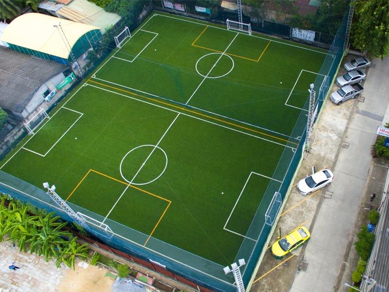 สนามฟุตบอล Club 148 เทพารักษ์
