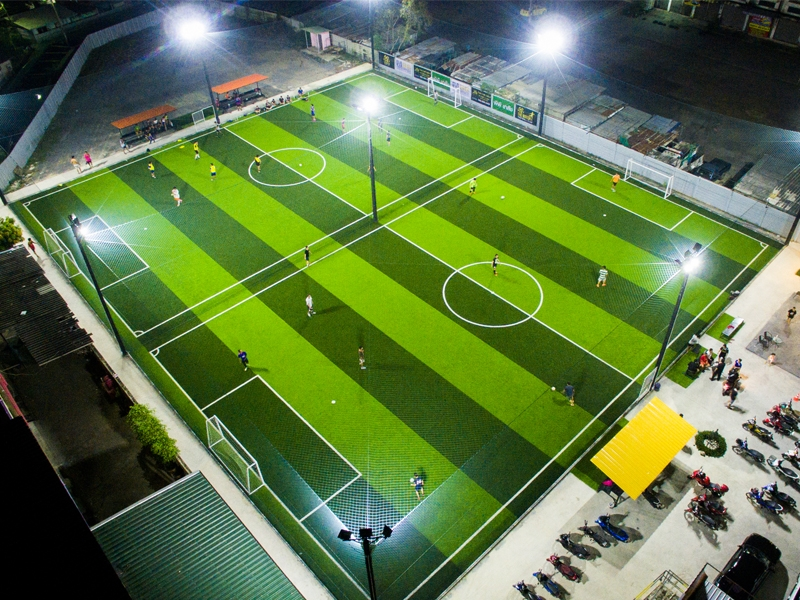 สนามฟุตบอลหญ้าเทียม THE MATCH (สุขสวัสดิ์ 70)