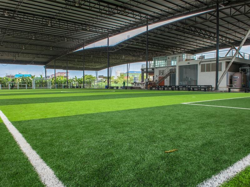 สนามฟุตบอลหญ้าเทียม VV Soccer