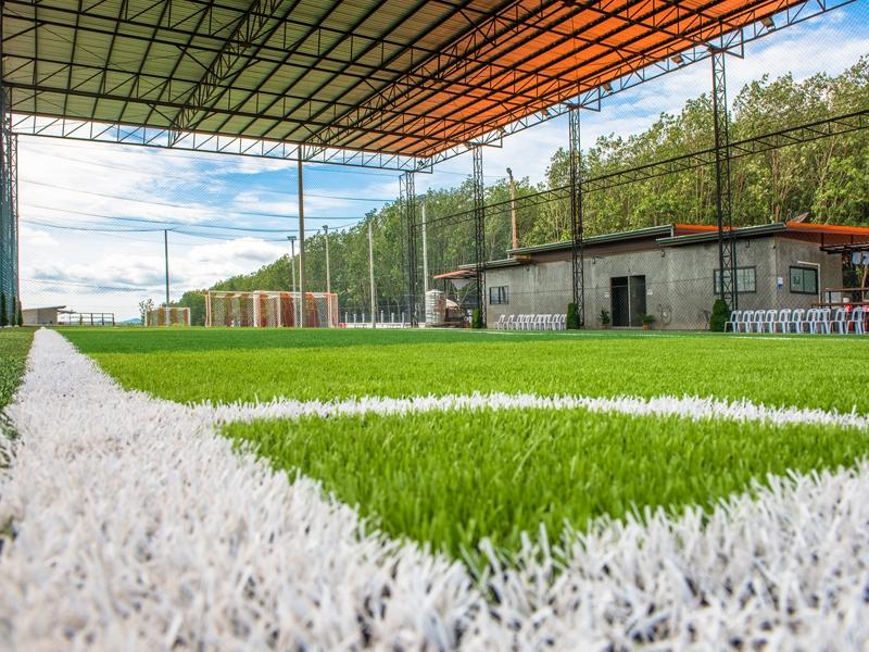 สนามฟุตบอลหญ้าเทียม Soccer Nine ระยอง