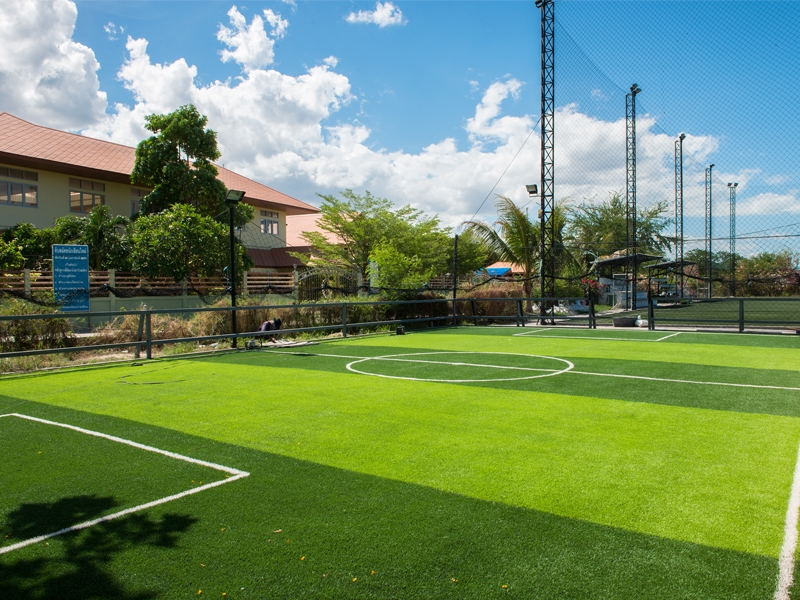 สนามฟุตบอลหญ้าเทียม Monkey&Field หัวหิน