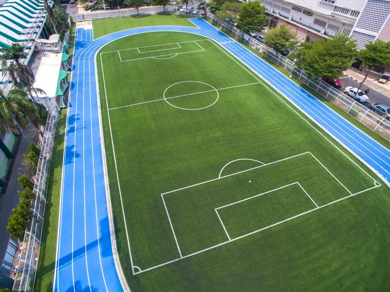 สนามฟุตบอลหญ้าเทียม กรมพลศึกษา