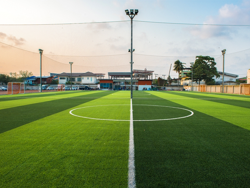 สนามฟุตบอลหญ้าเทียม PJ Soccer ท่าข้าม7