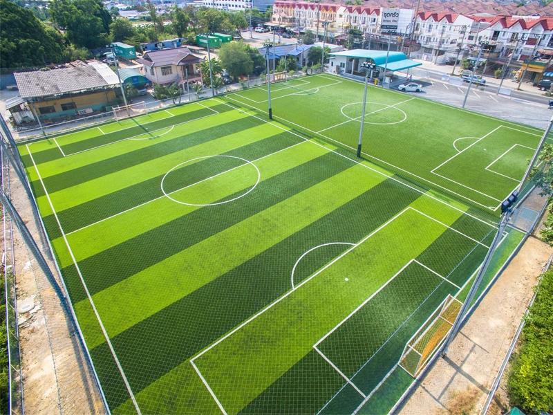 สนามฟุตบอลหญ้าเทียม Soccer Field