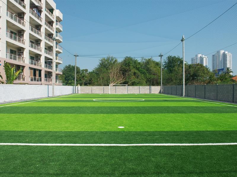 สนามฟุตบอลหญ้าเทียม Grand Mom หัวหิน