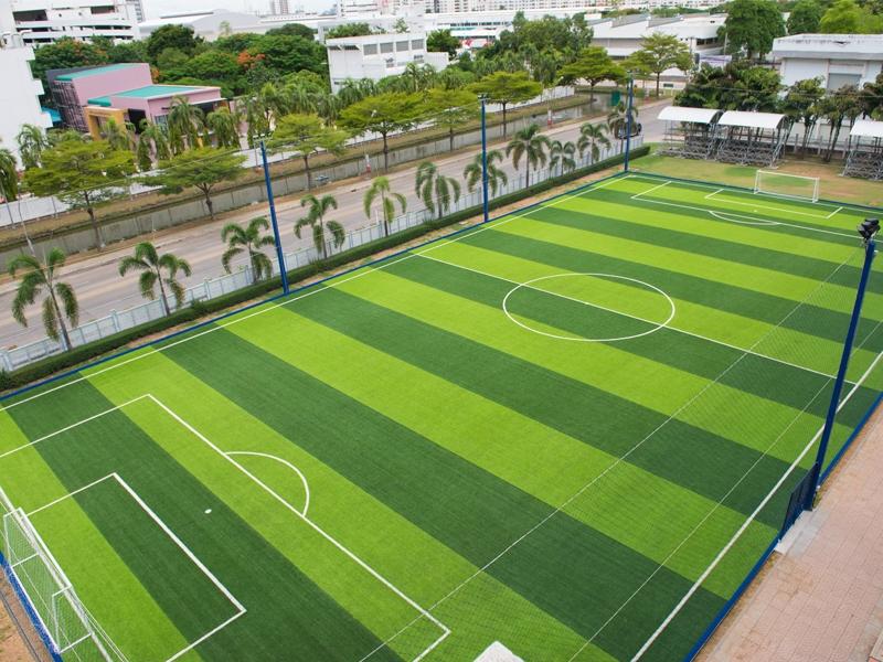 สนามฟุตบอลหญ้าเทียม ไปรษณีย์ หลักสี่