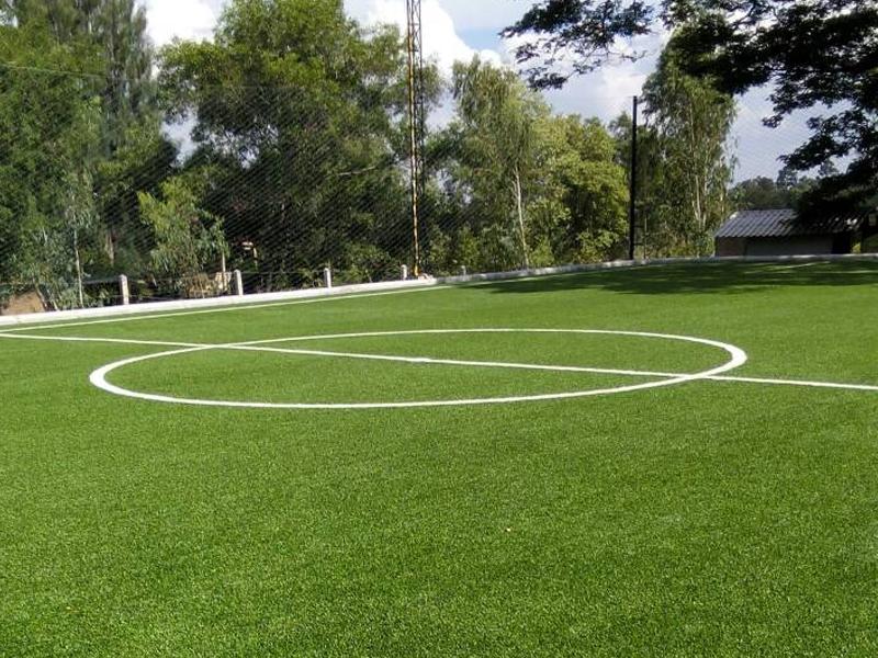 สนามฟุตบอลหญ้าเทียม บ้านหนองขาม ร้อยเอ็ด