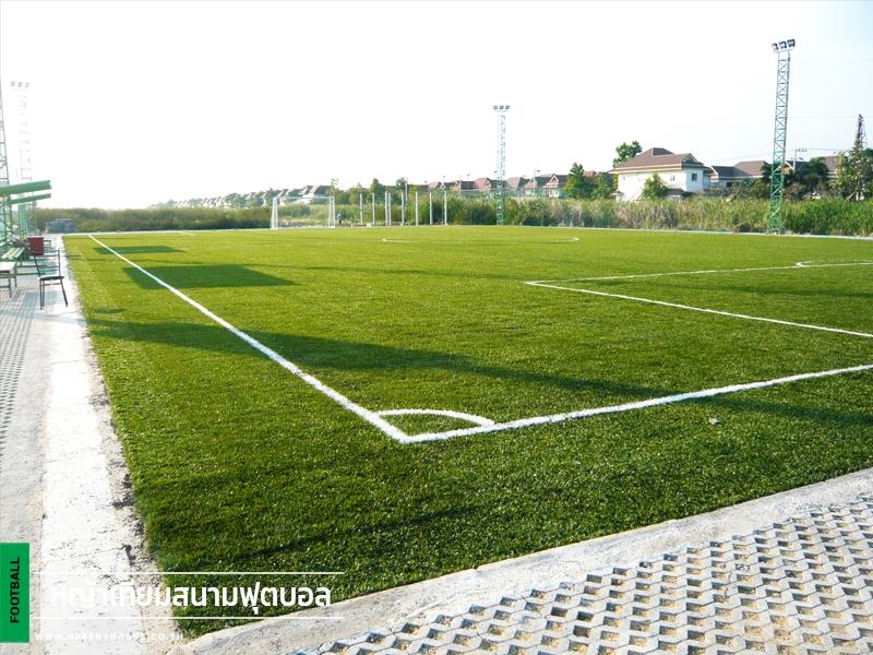 สนามฟุตบอลหญ้าเทียม ลาดสวายสนาม2