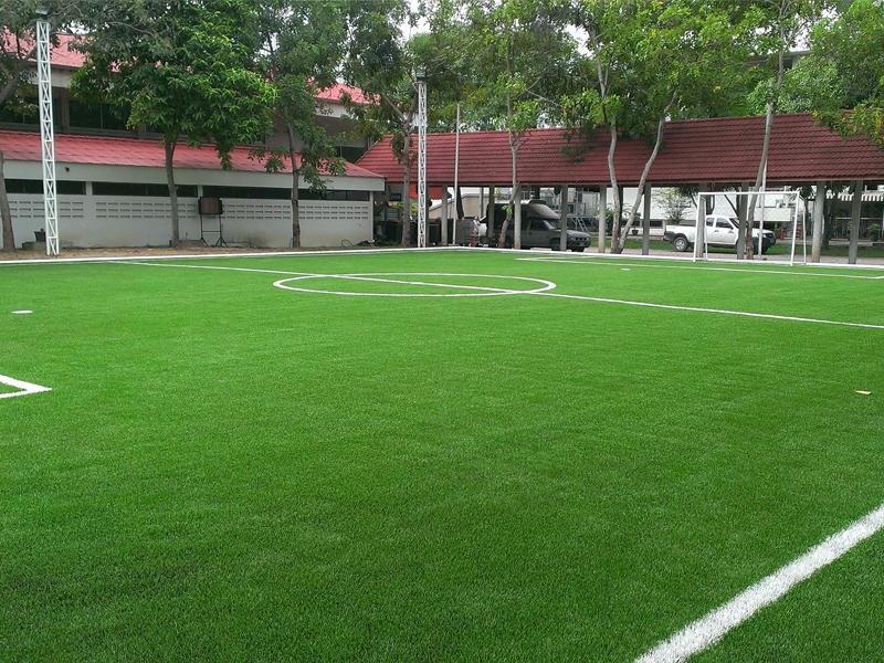 สนามฟุตบอลหญ้าเทียม สถาบันโรคทรวงอก