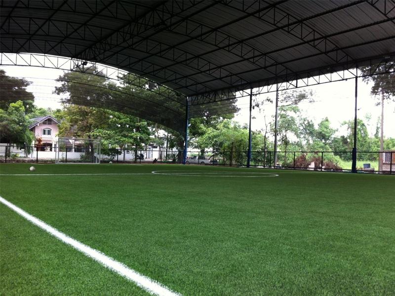 สนามฟุตบอลหญ้าเทียม Cougar Forest Football Club