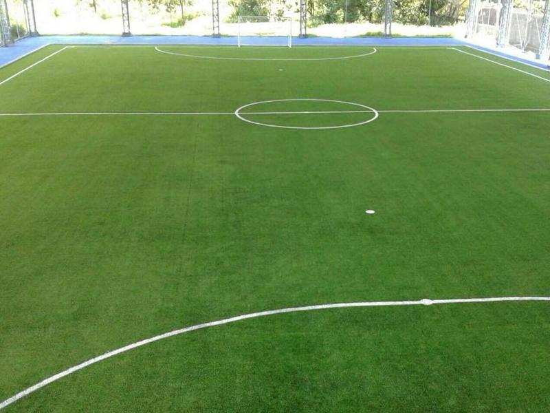 สนามฟุตบอลหญ้าเทียม อบต.สว่างพัฒนา จ.เพชรบูรณ์