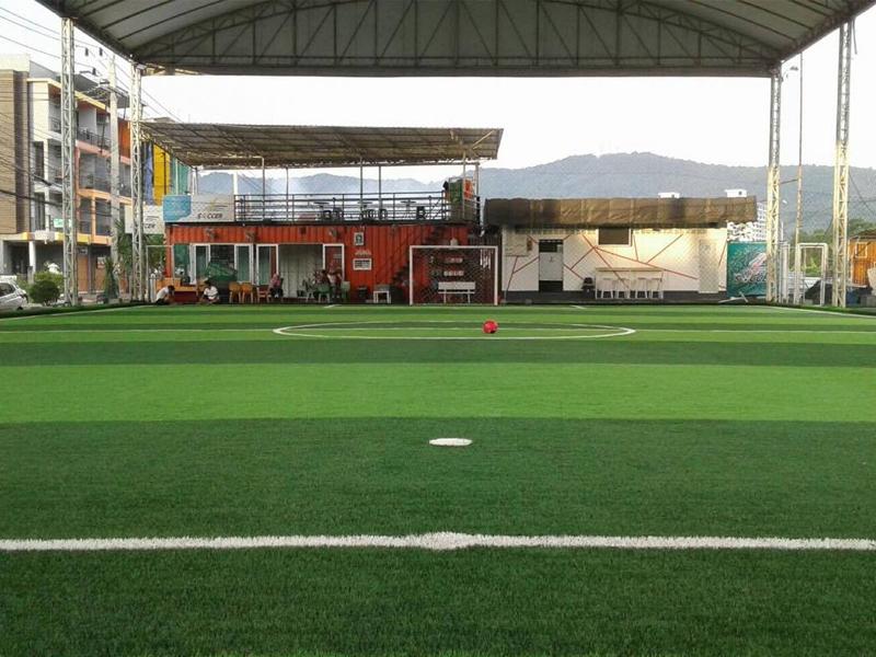 สนามฟุตบอลหญ้าเทียม Hatyai Soccer Club