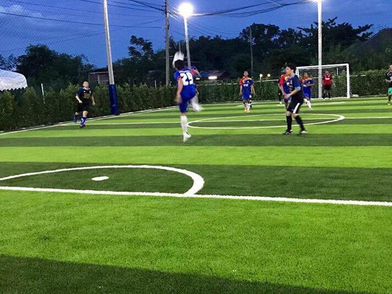 สนามฟุตบอลหญ้าเทียม Magic Arena ขอนแก่น