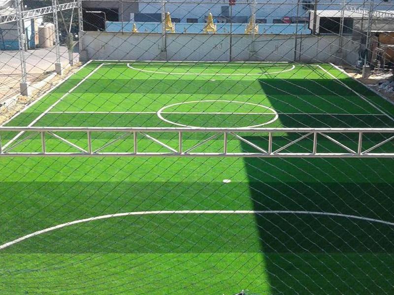 สนามฟุตบอลหญ้าเทียม แถวรามอินทรา