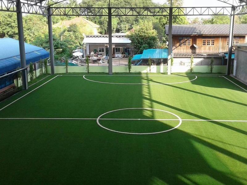 สนามฟุตบอลหญ้าเทียม จังหวัดอุบลราชธานี