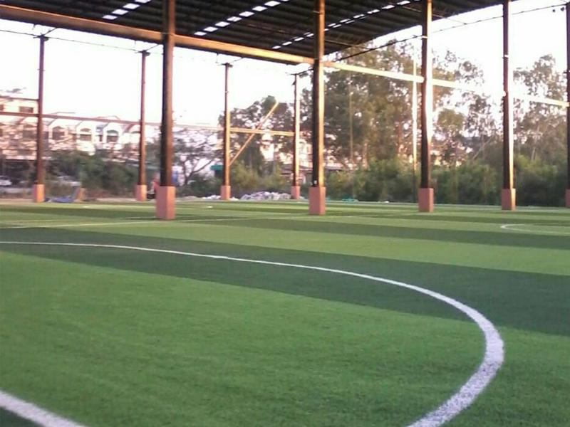 สนามฟุตบอลหญ้าเทียม ฉะเชิงเทรา