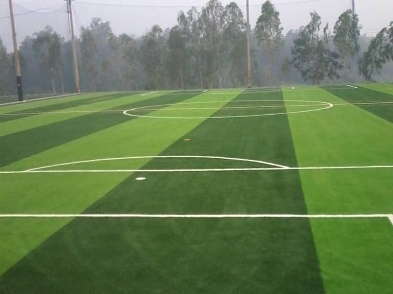 สนามฟุตบอลหญ้าเทียม จังหวัดแพร่