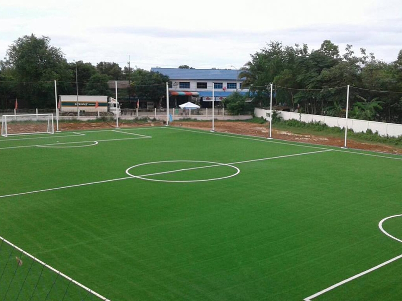 สนามฟุตบอลหญ้าเทียม อบจ.ตราด