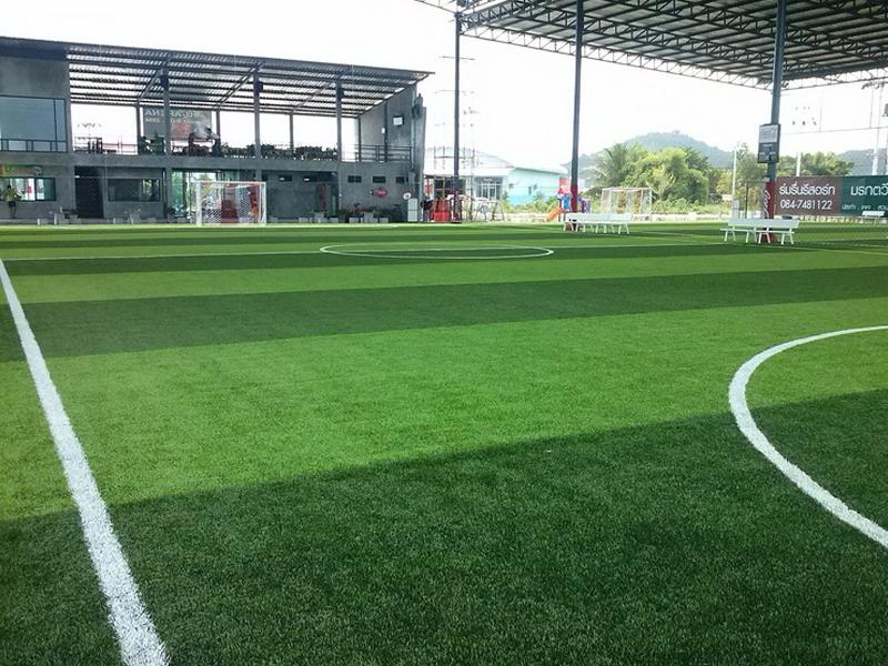 สนามฟุตบอลหญ้าเทียม U-arena สงขลา
