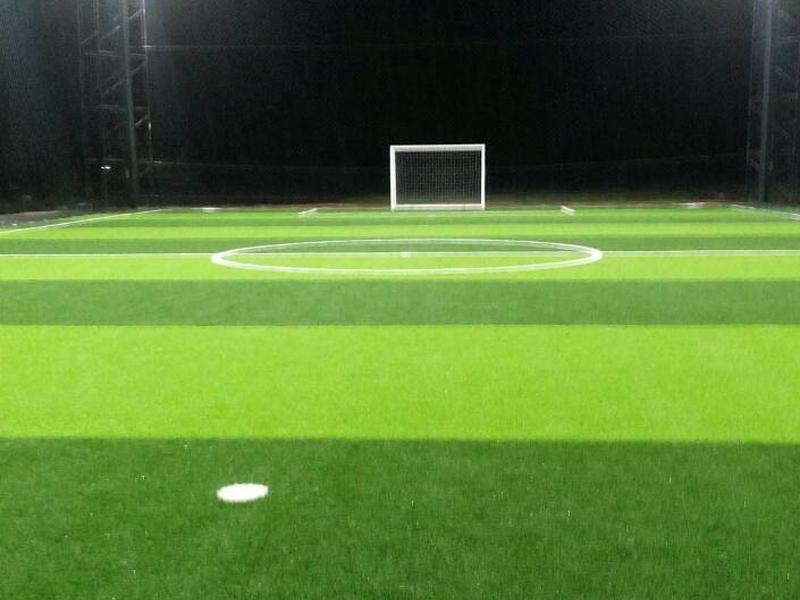 สนามฟุตบอลหญ้าเทียม เกษตรวิสัย ร้อยเอ็ด