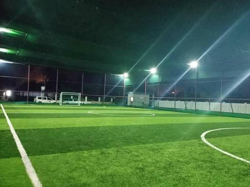 สนามฟุตบอล Pk 7 Football Club ประเทศพม่า