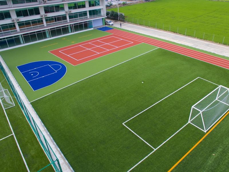 สนามซ้อมภายใน ศูนย์พัฒนาศักยภาพกีฬาฟุตบอล