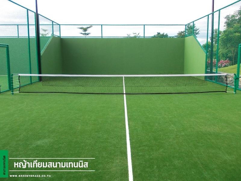 สนามเทนนิสหญ้าเทียม Black Mountain หัวหิน