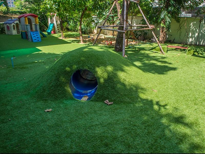 อุโมงเด็กเล่น โรงเรียนอนุบาลอาคาเซีย