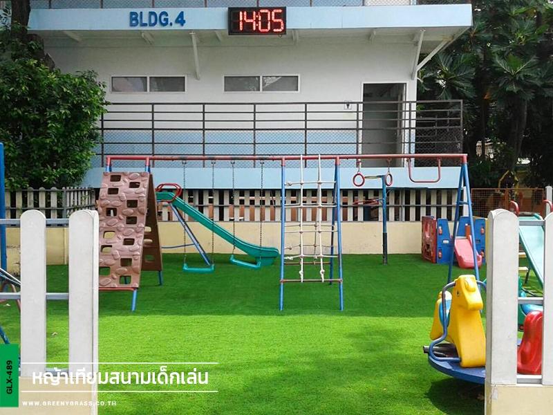 สนามเด็กเล่น International Pioneers School