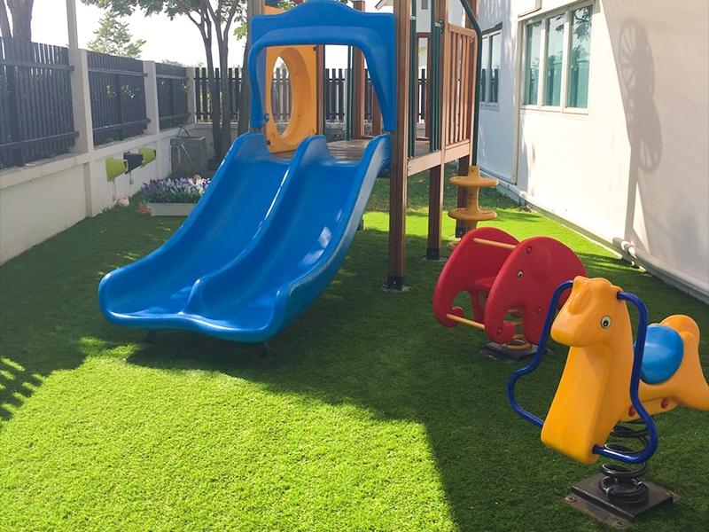 สนามเด็กเล่น โรงเรียนเด็กเล็ก Kido