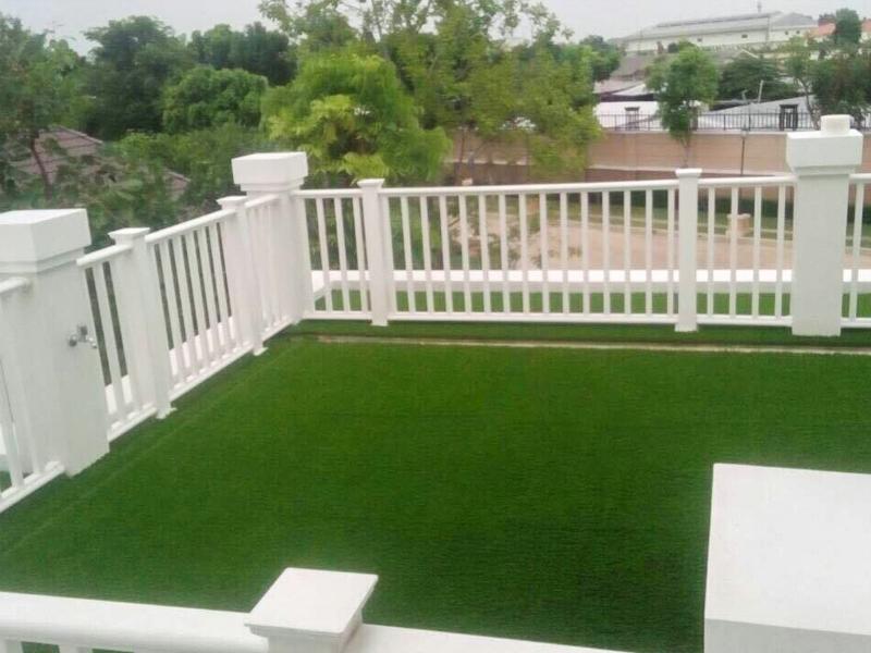หญ้าเทียมปูระเบียงบ้าน Q.HOUSE AVENUE