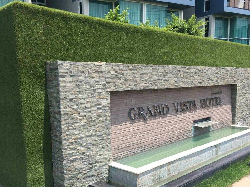 Grand Vista Hotel เชียงราย