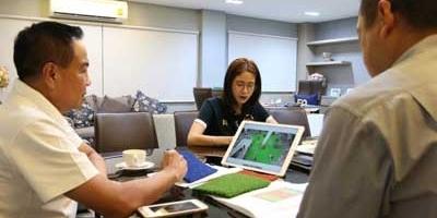 ปธ.เอเอฟซี ฟีฟ่า ตอบรับร่วมเปิดศูนย์พัฒนาศักยภาพกีฬาฟุตบอล ม.กรุงเทพธนบุรี