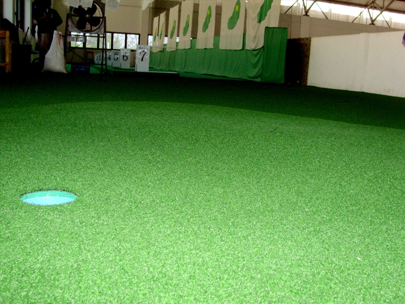 สนามกอล์ฟหญ้าเทียม นานาชาติเกาหลี