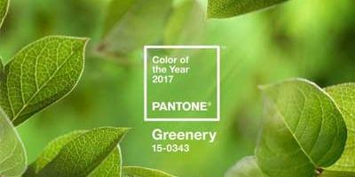 Greenery สีแห่งปี 2017