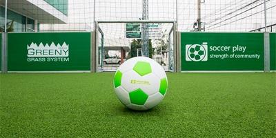 NEW!! สตรีทซอคเกอร์ เมืองไทย by soccer play